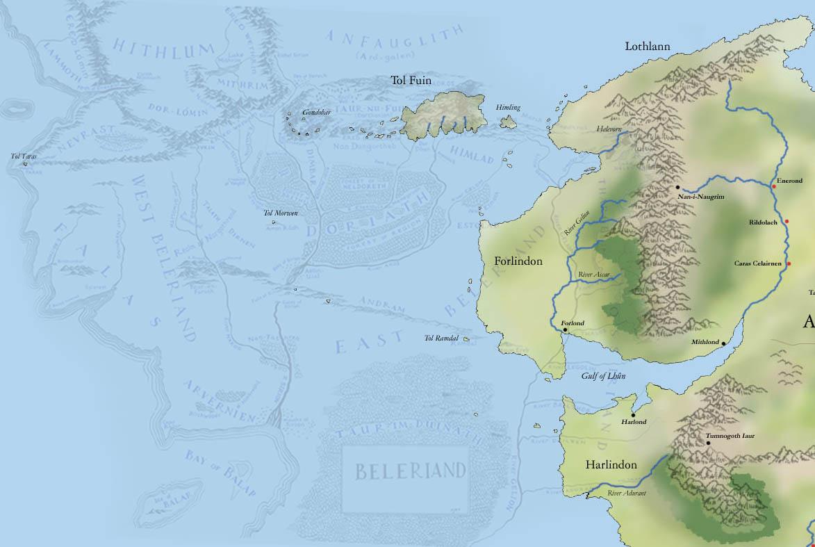 Mittelerde Karte Komplett.Suche Mittelerde Karten Kunst Zu Tolkiens Welten Und Werken
